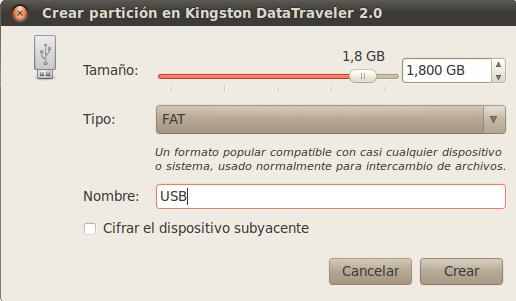 Como encriptar una llave maya en Ubuntu